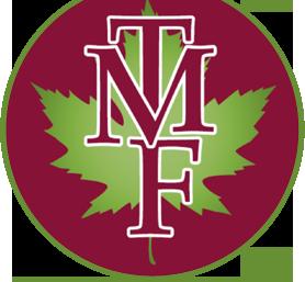 Mapleton Thoroughbred Farm logo
