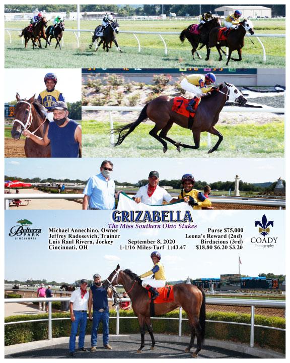 Race 07 GRIZABELLA